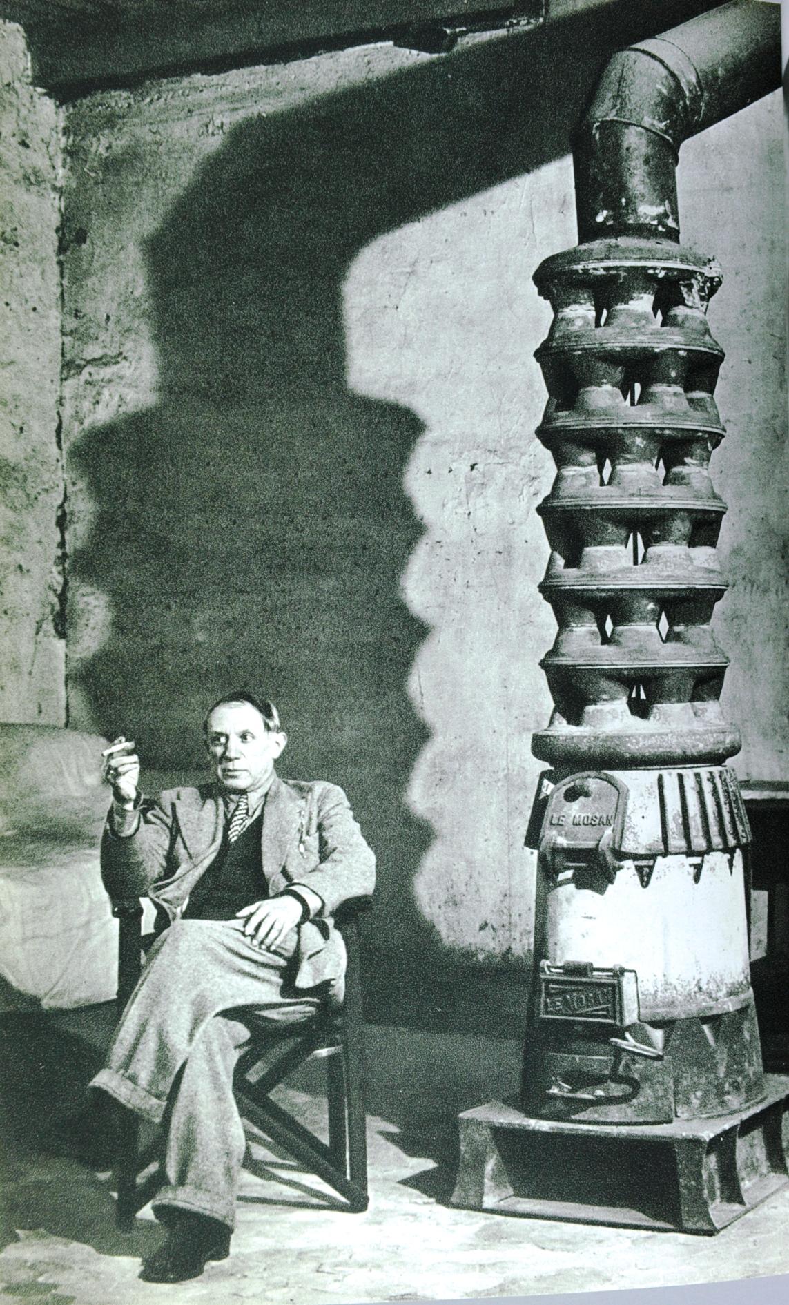 Brassaï – Conversations avec Picasso