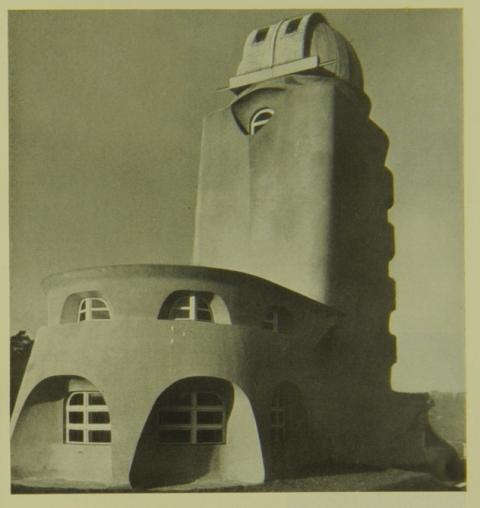 Erich Mendelsohn. Das Gesamtschaffen der Architekten